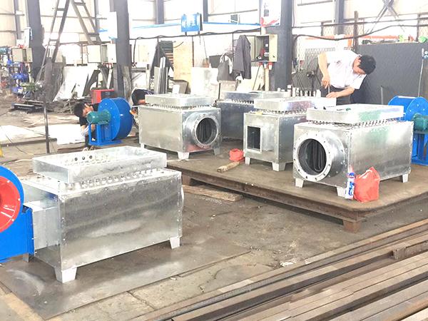 风道电加热器制造