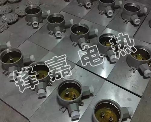 铸铝加热板发货