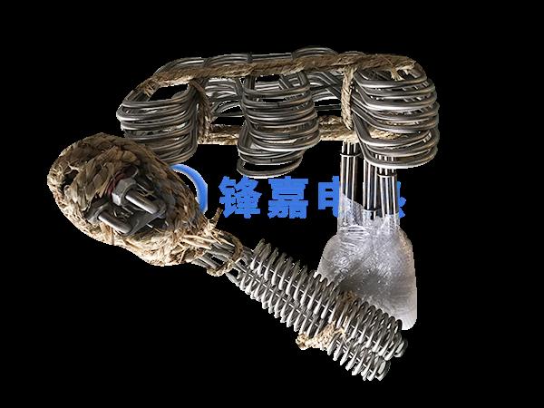 异型电加热管